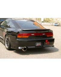 ChargeSpeed 240SX S-13/ Silvia HB Rear Bumper (Japanese FRP)