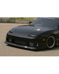 ChargeSpeed 240SX RPS-13 Flip Light Front Bumper