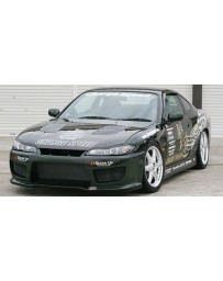 ChargeSpeed 240SX S-15 Type-2 Wide Body Kit