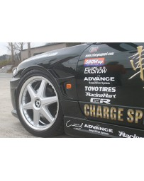 ChargeSpeed 240SX S-15 Front Wide Fender 20MM