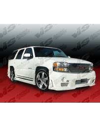 VIS Racing 2000-2006 Gmc Yukon 4Dr Outcast Front Bumper