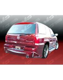 VIS Racing 2002-2006 Cadillac Escalade 4Dr Outcast Rear Bumper