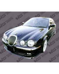 VIS Racing 2000-2004 Jaguar S Type 4Dr Invader 2 Front Lip