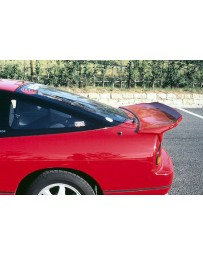 ChargeSpeed 89-94 240SX RPS-13 Hatchback Duck Tail Wing