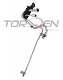370z Z34 Nissan OEM A/C Condenser Pipe