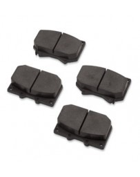370z Z34 Nissan OEM Value Advantage Brake Pads, Sport Model w/ Akebono Calipers, Rear