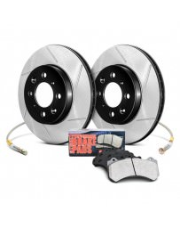 Toyota GT86 StopTech Slotted Sport Front Brake Kit