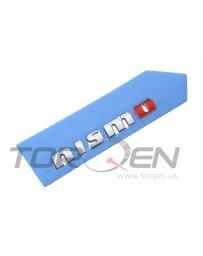 370z Nissan OEM Rear Boot Emblem - Nismo