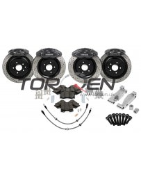 "350z Akebono Front & Rear 14"" Big Brake Kit Upgrade"