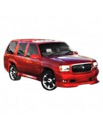 VIS Racing 1999-2001 Cadillac Escalade 4Dr Outcast 2 Front Lip