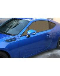 ChargeSpeed 2013-2020 BR-Z Door Mirror Galaxy Blue