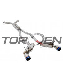 "350z ARK Performance GRiP 2.5"" Pipe True Dual / 4.0"" Slip Tip Exhaust SLIP BURNT"