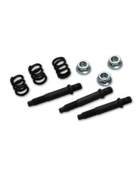 Vibrant Performance Spring Bolt Kit, 10mm GM Style includes 3 Bolts, 3 Nuts & 3 Springs