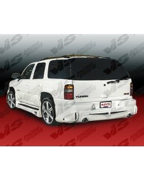 VIS Racing 2000-2006 Gmc Yukon 4Dr Outcast Rear Bumper
