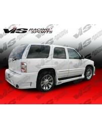 VIS Racing 2000-2006 Gmc Yukon 4Dr Outcast Side Skirts