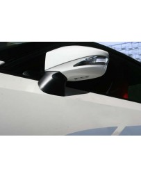 ChargeSpeed 2013-2020 BR-Z FR-S Door Mirror White