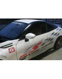 ChargeSpeed 2013-2020 BR-Z FR-S Door Mirror Grey