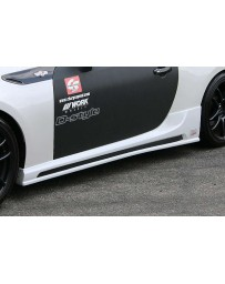 ChargeSpeed 2013-2020 Subaru BR-Z T2 Side Skirt