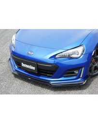 ChargeSpeed 17-20 Subaru BR-Z BL T2 FRP Front Lip