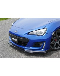 ChargeSpeed 17-20 Subaru BR-Z BL T2 CF Front Lip