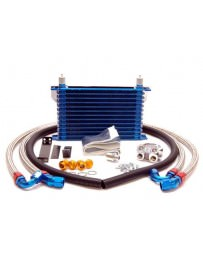 Toyota GT86 GReddy 10 Row Oil Cooler Kit