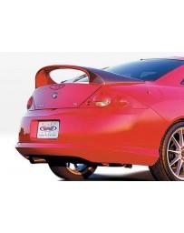 VIS Racing 1999-2000 Mercury Cougar W-Typ Rear Lip Polyurethane