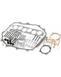 """350z DE Motordyne Engineering 5/16"""" Copper Iso Thermal Plenum Spacer"""