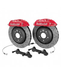 Toyota GT86 Buddy Club Red Front Racing Spec Brake Kit