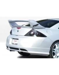 VIS Racing 2001-2002 Mercury Cougar W-Typ Rear Lip Polyurethane