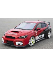 ChargeSpeed 15-20 Subaru WRX T3B CF WB Full Kit