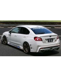 ChargeSpeed 2015-20 Subaru WRX 4Dr T3 Rear Bum FRP