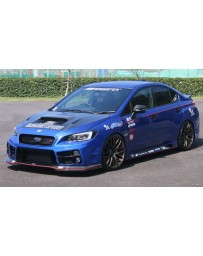 ChargeSpeed 2015-20 Subaru WRX 4Dr 2A Full Kit FRP