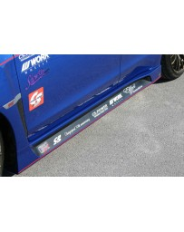 ChargeSpeed 2015-20 Subaru WRX 4Dr T1 Side Skirts