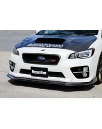 ChargeSpeed 2015-17 WRX STi 4D BottomLine Carbon T-2 Front Lip