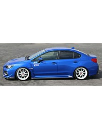 ChargeSpeed 15-20 WRX STi 4D BottomLine FRP T-1 Side Skirts