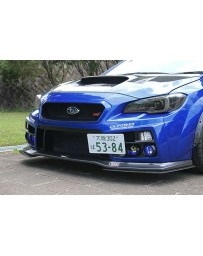 ChargeSpeed 2015-20 WRX 4Dr Front License Plate Fr