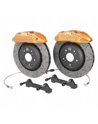 Toyota GT86 Buddy Club Orange Front Racing Spec Brake Kit