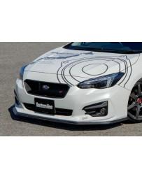 ChargeSpeed 16-20 Impreza Sport GT HB CF FrontLip