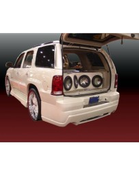 VIS Racing 2002-2006 Cadillac Escalade 4Dr Outcast 2 Side Skirts