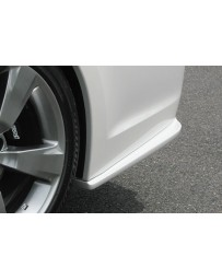 ChargeSpeed 11-14 WRX STi GV-B Bottom Line FRP Rear Caps