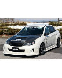 ChargeSpeed 11-14 WRX STi 4D BottomLine FRP T2 Full Lip Kit