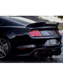 2018+ Ford Mustang NON GT Street Aero Rear Diffuser