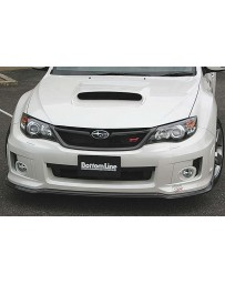 ChargeSpeed 11-14 WRX STi GR-C Bottom Line T-2 Carbon Lip Kit