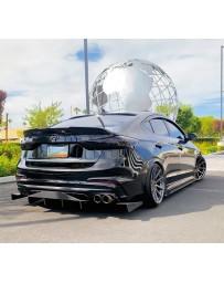 2017+ Hyundai Elantra Sport Street Aero Rear Diffuser