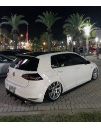 Volkswagen Golf GTI Street Aero Rear Diffuser