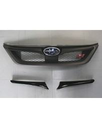 ChargeSpeed 11-14 WRX GR-B/ GV-B Carbon Front Grill Finisher