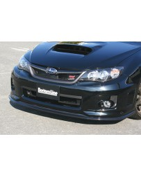 ChargeSpeed 11-14 WRX STi 4D Bottom Line T-1 Front Lip Carbon