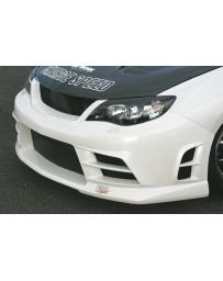 ChargeSpeed T-C 08-14 Subaru WRX STi Sedan HB Front Bumper