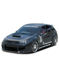 ChargeSpeed 2008-2013 Subaru WRX STi GR-B Type-1 Full Body Kit