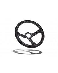 Street Aero Forged Carbon Fiber Steering Wheel